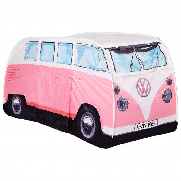 The Monster Factory - VW Camper Van Kid Pop Up Play Tent