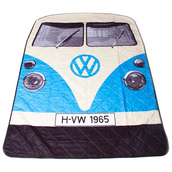 The Monster Factory - VW Camper Van Picnic Rug - Picknickfilt