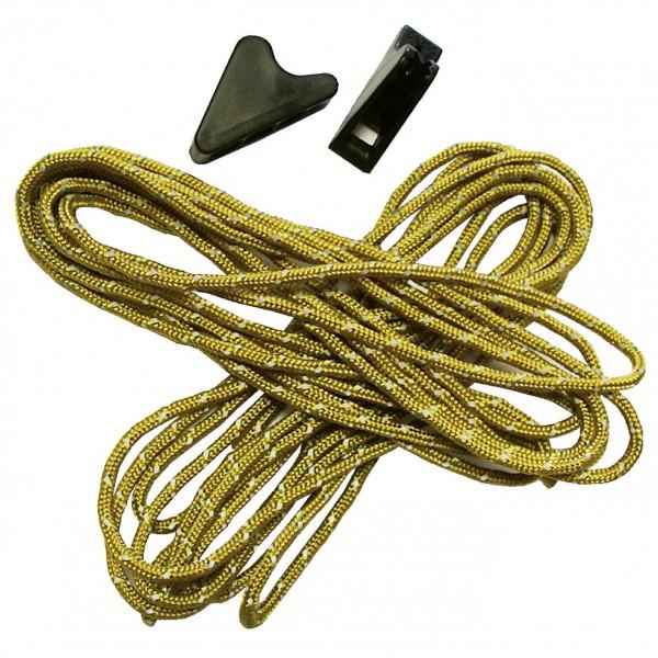 Terra Nova - Reflective Guy Ropes And Sliders x2 - Guy rope