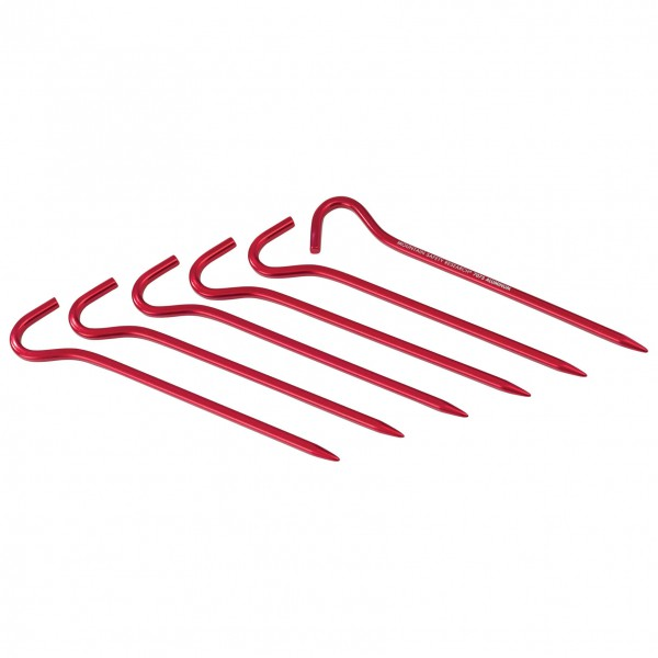 MSR - Hook Tent Stakes - Tentharingen