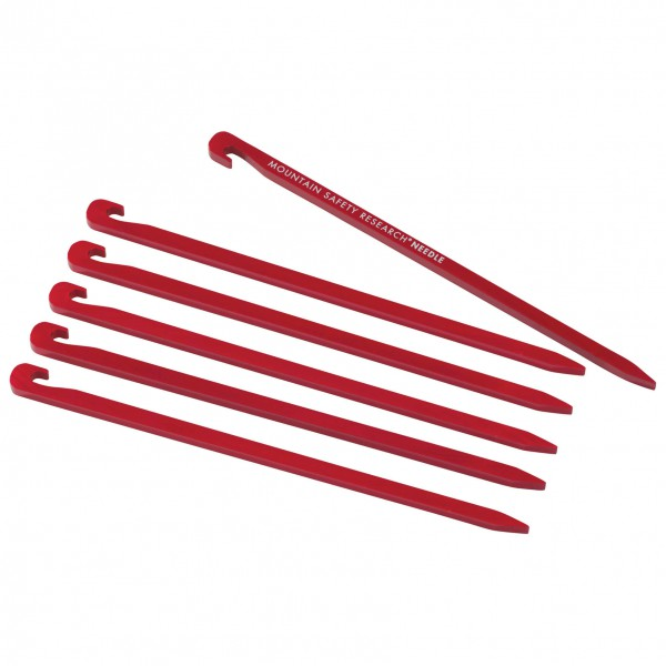 MSR - Needle Tent Stakes - Tentharingen