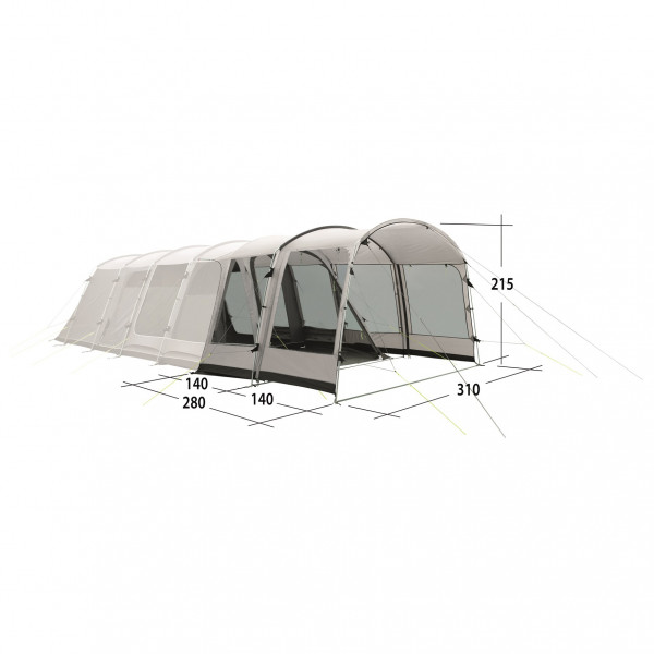 Universal Extension - Tent extension