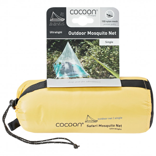 Cocoon - Mosquito Outdoor Net Ultralight - Moskitonet