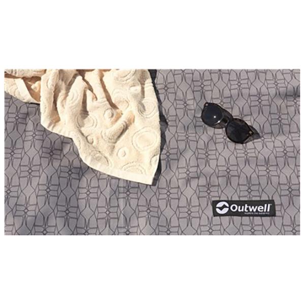 Outwell - Flat Woven Carpet Lindale 5PA - Suelo para tienda de campaña