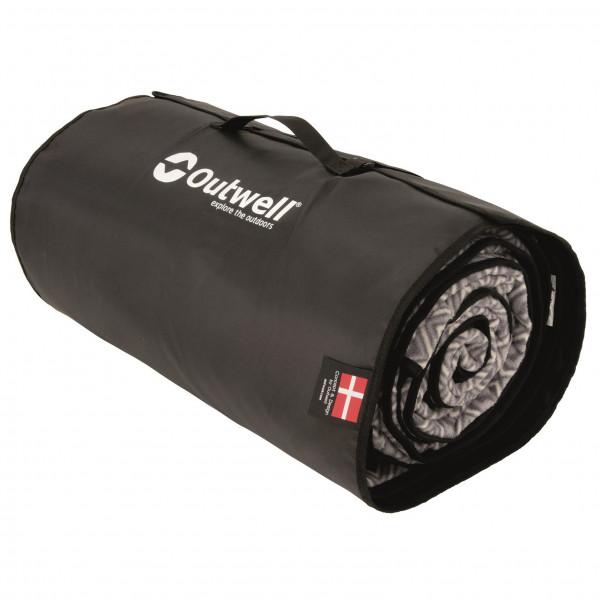 Outwell - Flat Woven Carpet Greenwood 6 - Tent carpet