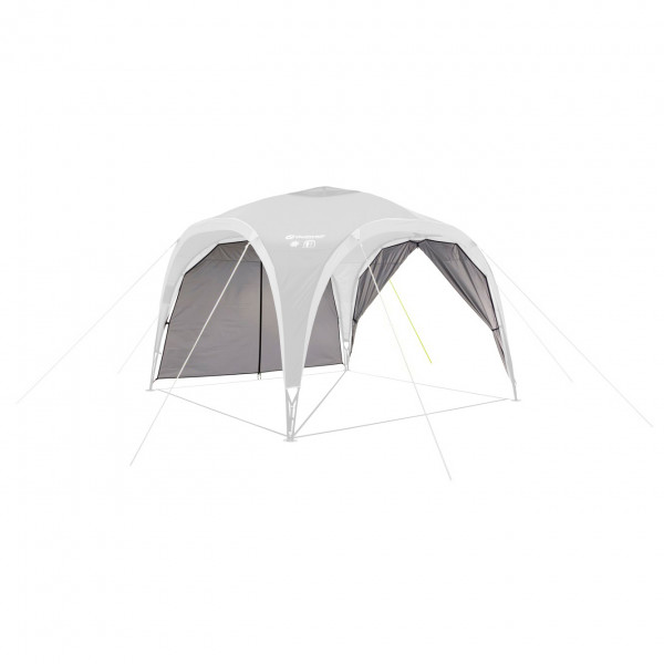 Summer Lounge M Side Wall with Zipper Set - Tent extension