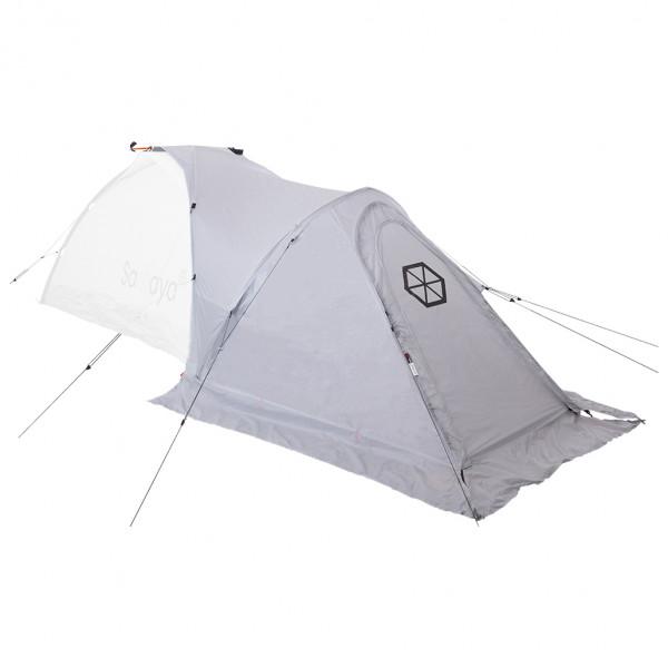 Samaya - Vestibule Assaut 2 Nylon - Rallonge pour tente
