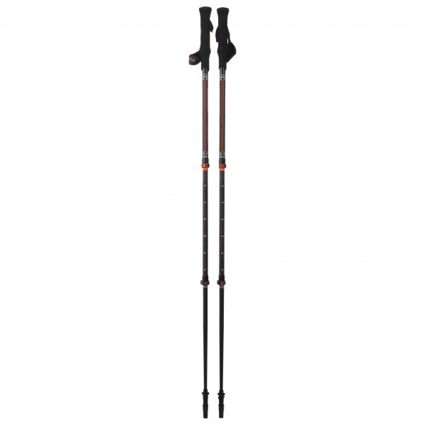 Komperdell - C3 Carbon Compact - Walking poles