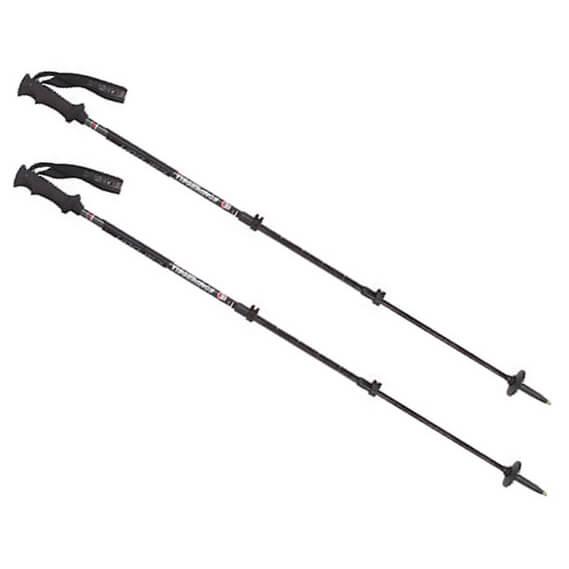 Komperdell - C3 Carbon Powerlock - Walking poles