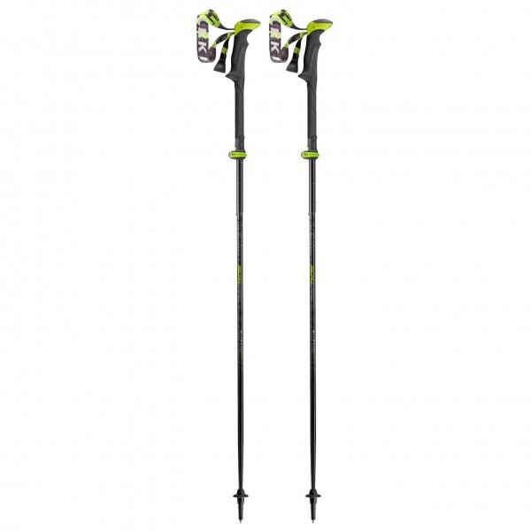 Leki - Micro Vario Titanium - Bâtons de trekking