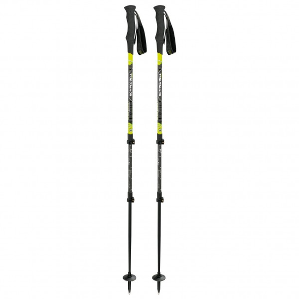 Komperdell - C3 Carbon Power Lock - Trekking poles
