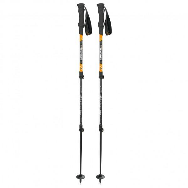Komperdell - C3 Carbon Power Lock Compact - Walking poles