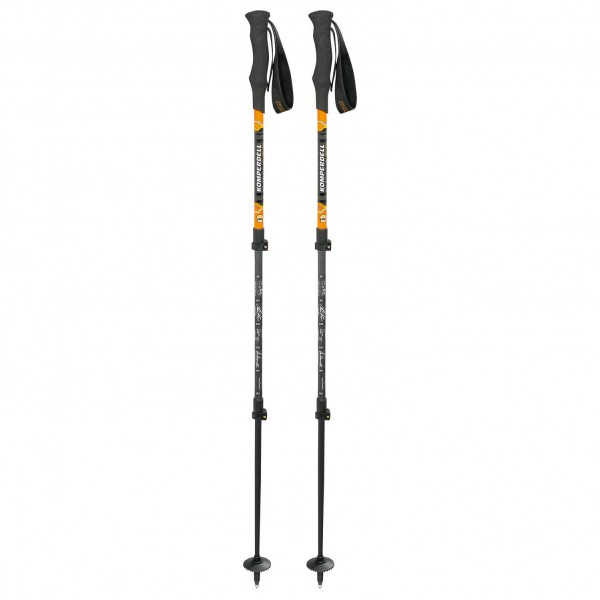Komperdell - C3 Carbon Power Lock Compact - Trekking poles