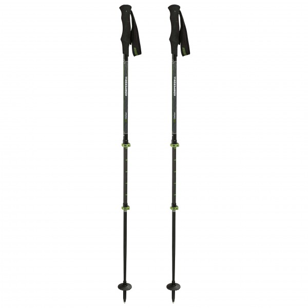 Komperdell - C3 Carbon Powerlock 3.0 - Bâtons de trekking