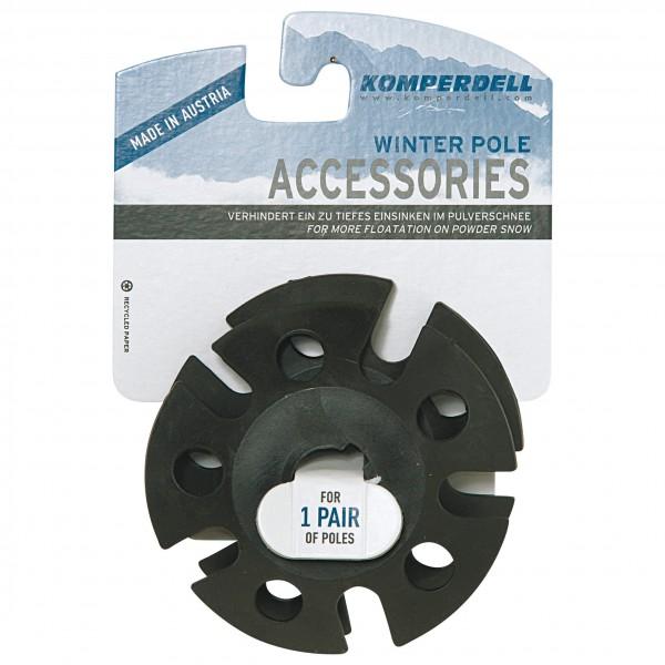 Komperdell - Vario Winter Teller - Bâtons de randonnée