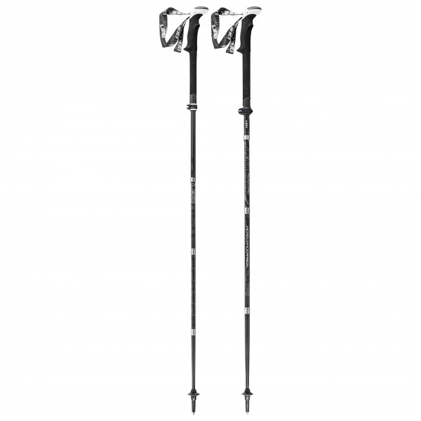 Leki - Black Series Micro Vario Carbon - Bâtons de randonnée