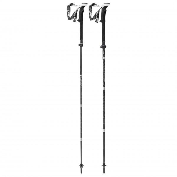 Leki - Black Series Micro Vario Carbon - Bâtons de trekking