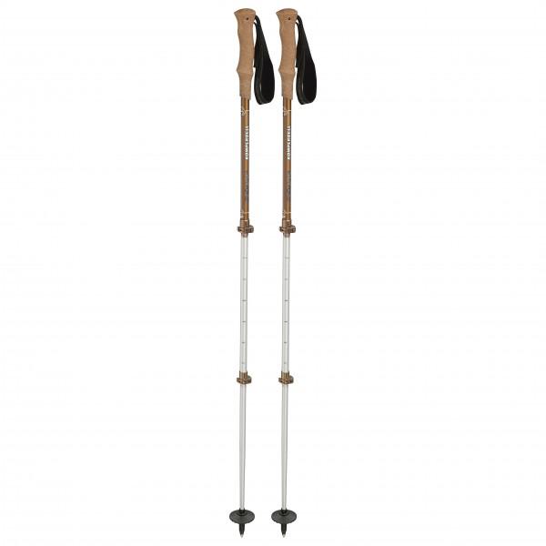 Komperdell - Ridgehiker Cork Powerlock Compact - Walking poles