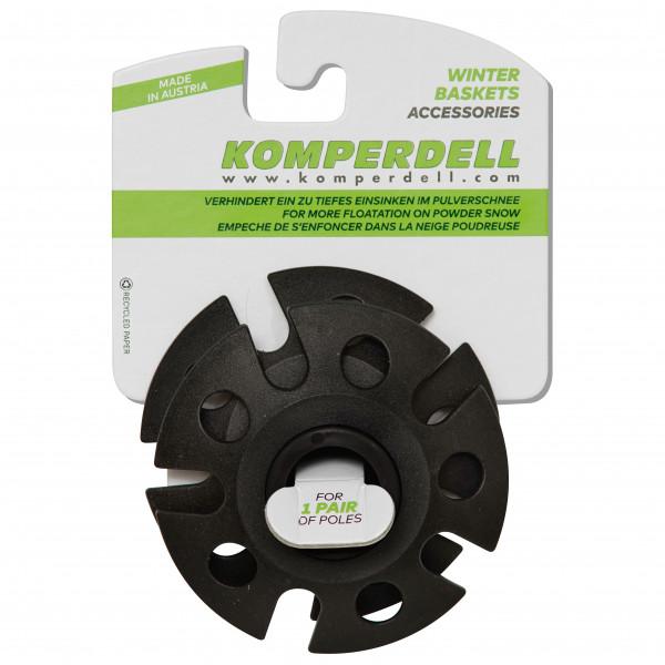 Komperdell - Winterteller Eisflanke - Bâtons de randonnée