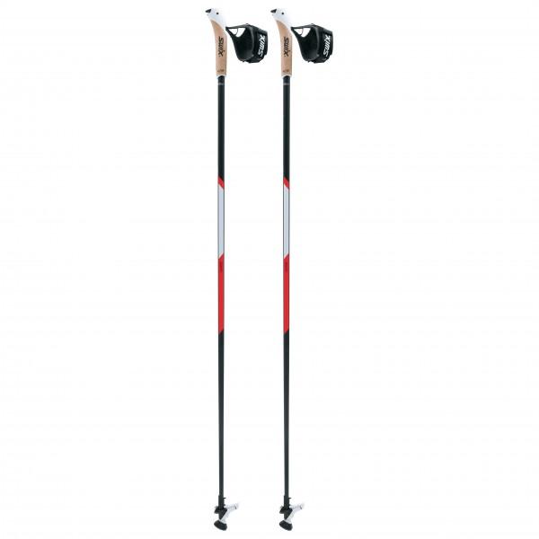 Swix - Nordic Walking CT2 Red Professional Carbon Tech - Nordic Walking Stöcke