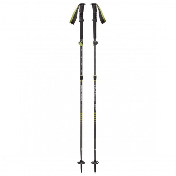 Black Diamond - Distance Plus FLZ - Stokken voor trailrunning