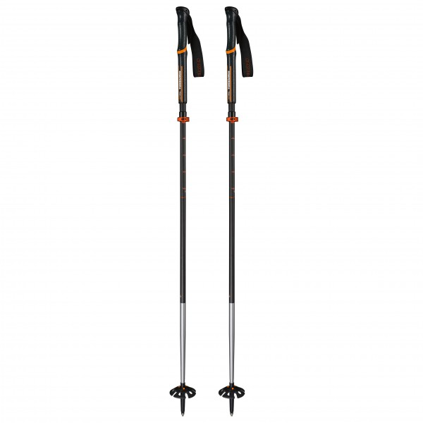 Komperdell - Carbon Ultralite Vario 4 - Walking poles