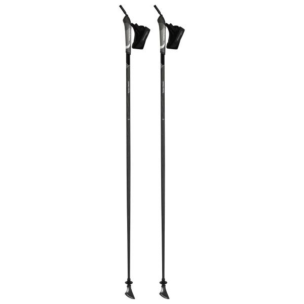 Komperdell - Carbon Classic Black - Nordic walking poles