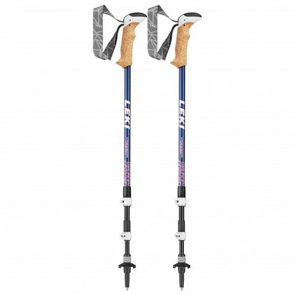 Leki - Women's Cressida Antishock - Walking poles