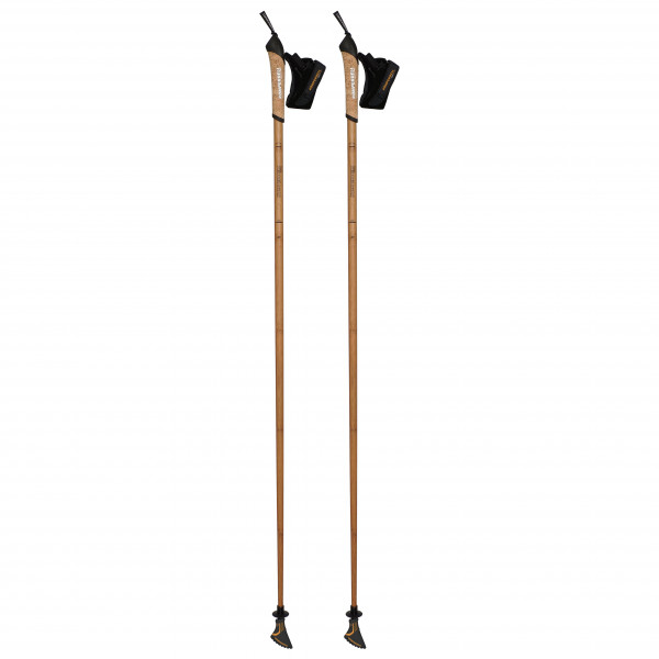 Komperdell - Carbon Bamboo Nordic Walking - Nordic Walking Stöcke