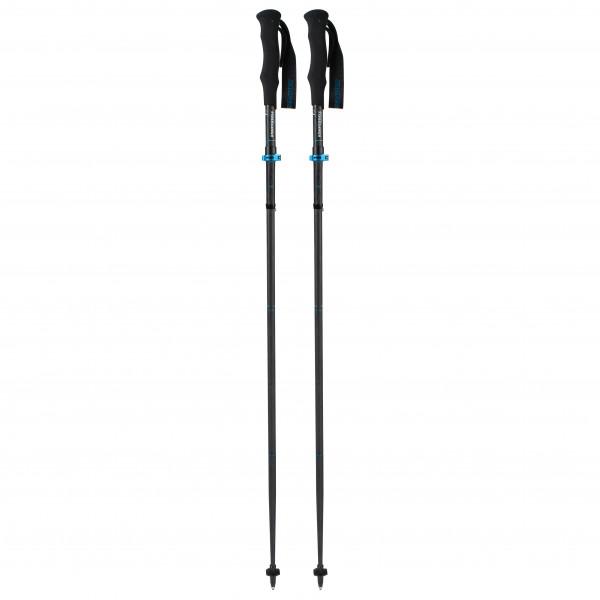 Komperdell - Carbon C4 Trailstick Vario - Bâtons de randonnée