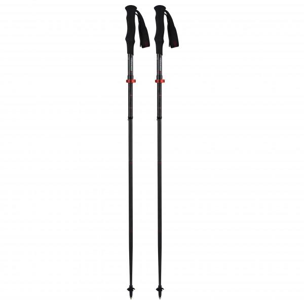 Komperdell - Carbon C4 Trailstick Vario Compact - Walking poles