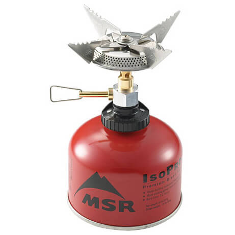 MSR - Superfly - Gas stove