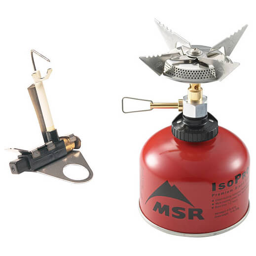 MSR - Superfly Autostart - Gaskocher