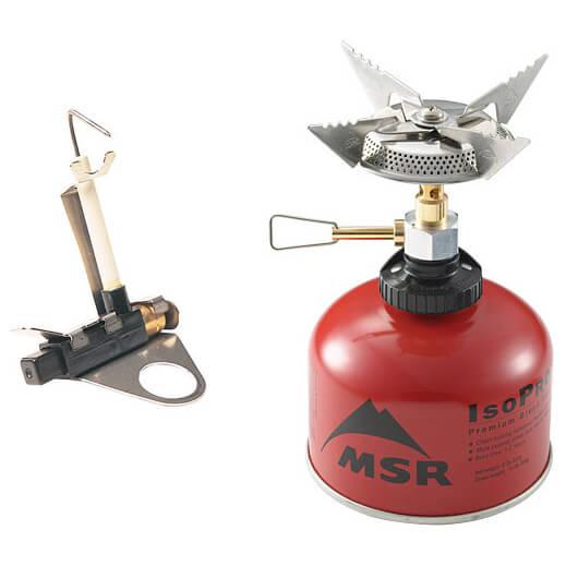 MSR - Superfly Autostart - Gassbrennere