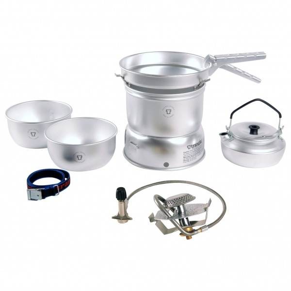 Trangia - 25-2 storm-proof stove with Primus gas burner