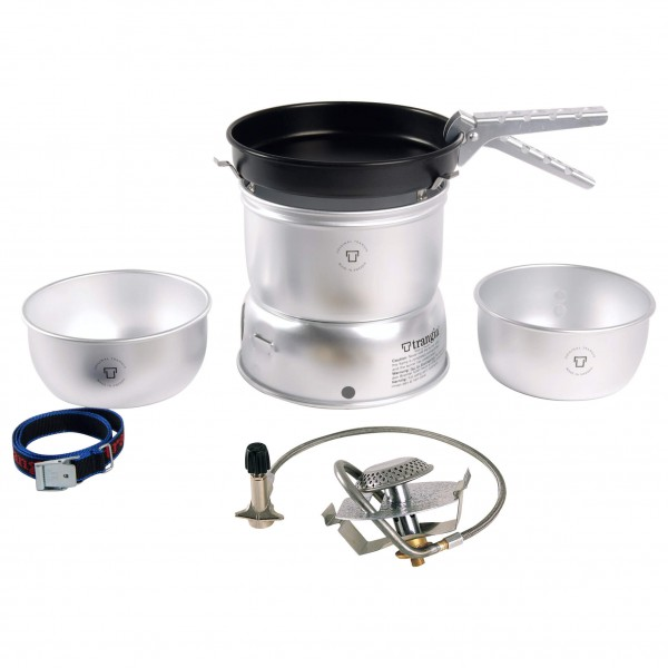 Trangia - 25-3 storm-proof stove with Primus gas burner
