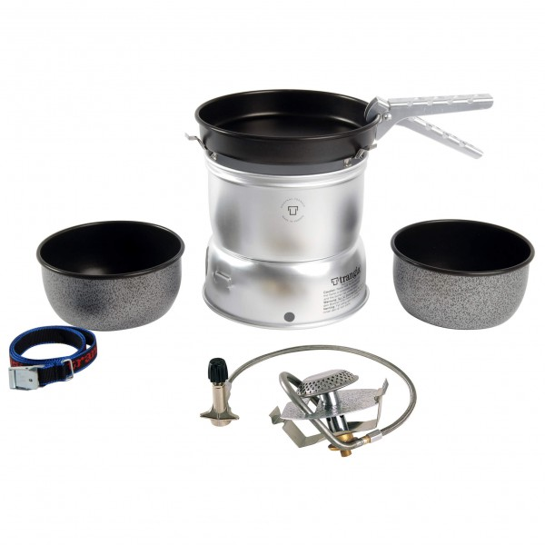 Trangia - 25-5 storm-proof stove with Primus gas burner