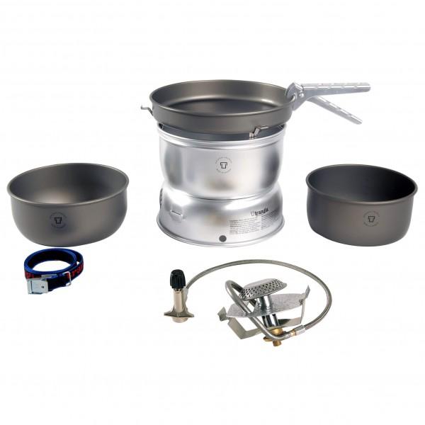 Trangia - 25-7 storm-proof stove with Primus gas burner