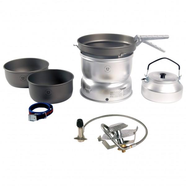 Trangia - 25-8 storm-proof stove with Primus gas burner