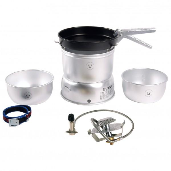 Trangia - 27-3 storm-proof stove with Primus gas burner