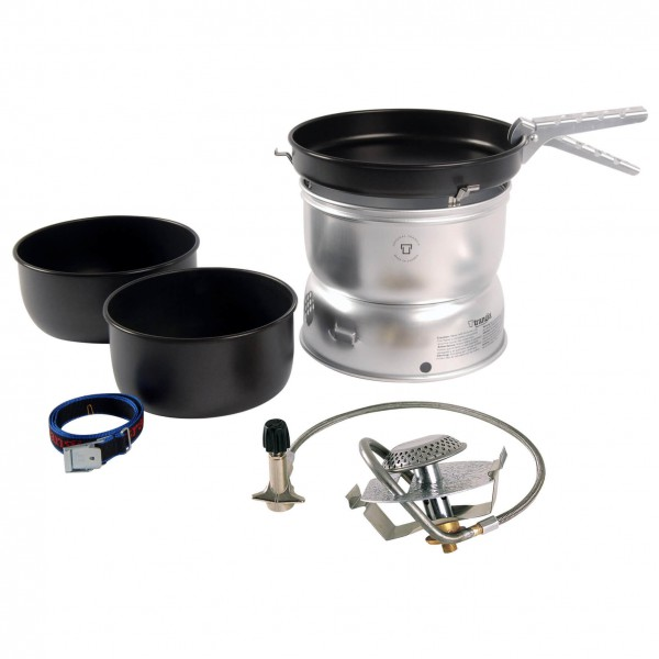 Trangia - 27-5 storm-proof stove with Primus gas burner