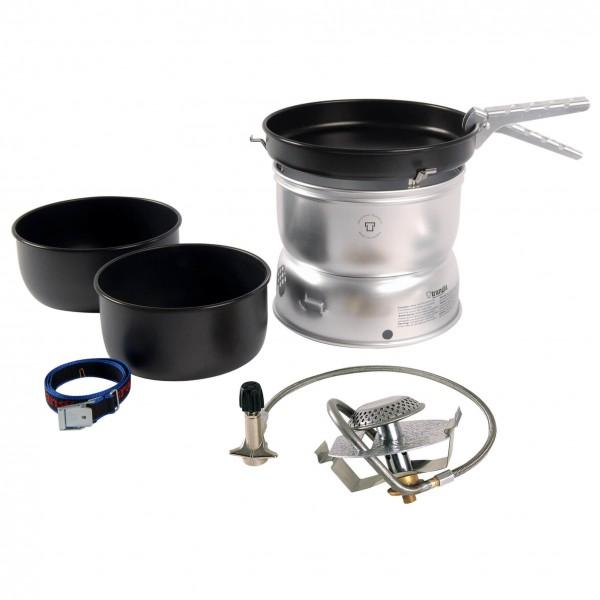 Trangia - 27-5 Sturmkocher mit Primus Gasbrenner - Gas stove
