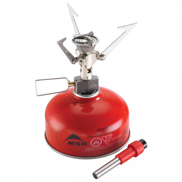 MSR - MicroRocket - Réchaud à gaz