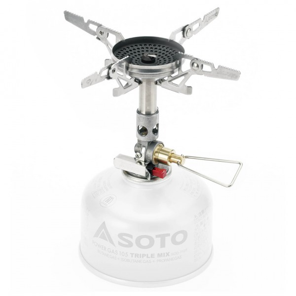 Soto - WindMaster + 4Flex Combo - Kaasukeittimet