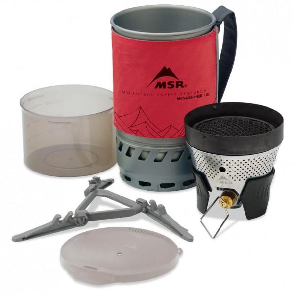 MSR - WindBoiler 1.0L - Gas stoves