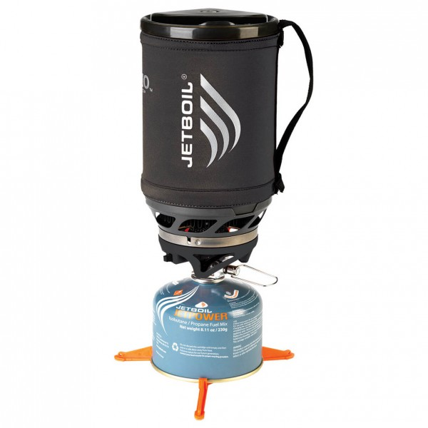 Jetboil - Jetboil Sumo Carbon - Gaskogeapparater