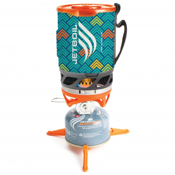 Jetboil - MicroMo - Gas stove