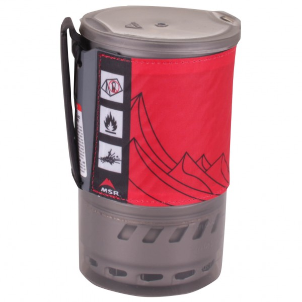 MSR - WindBurner 1.0 L Personal Stove System - Kaasukeittimet