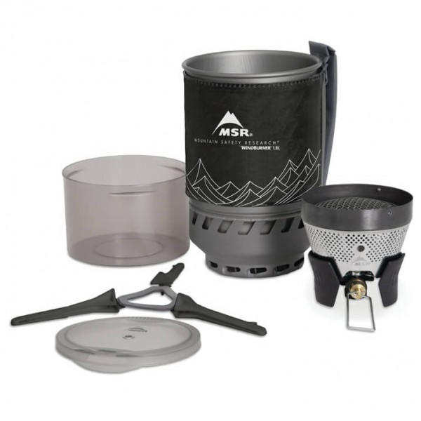 MSR - WindBurner 1.8 L Stove System - Gaskookstel