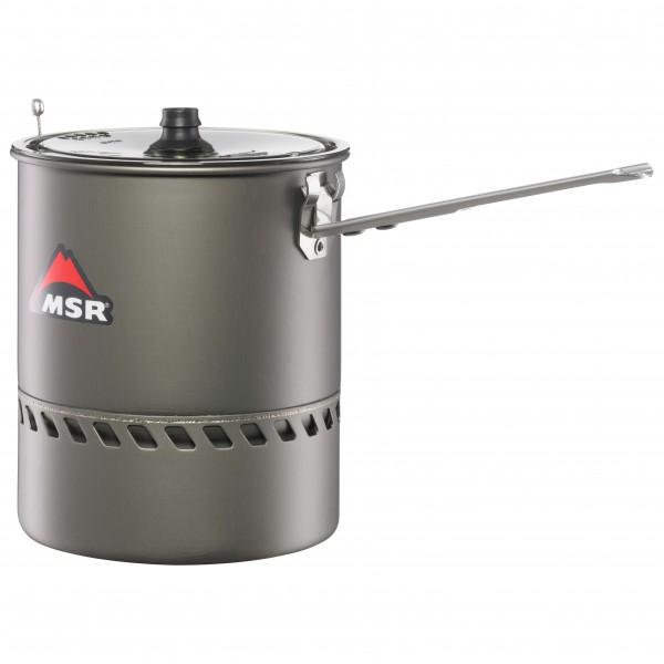 MSR - Reactor 1.7L Stove System - Gaskookstel